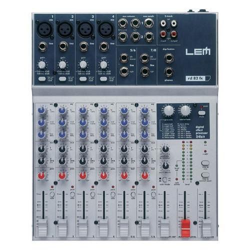table de mixage fx