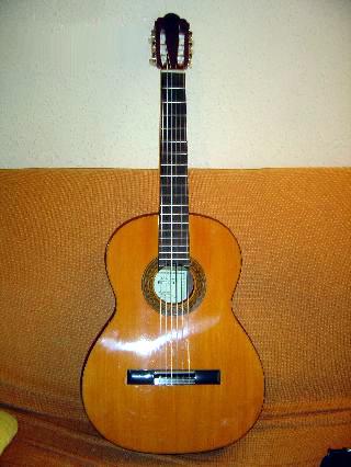 guitare classique juan estruch