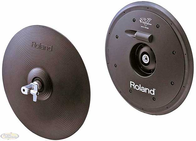 Photo annonce Pad Cymbale Hi hat Roland VH 11