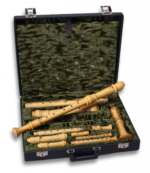 Photo annonce Flute a Bec Tenor & basse