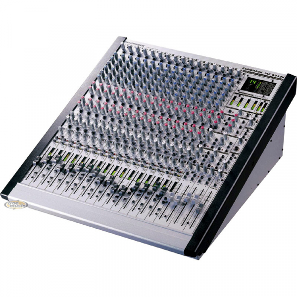 Table De Mixage Behringer Mx 3242 X Petite Annonce Trocmusic