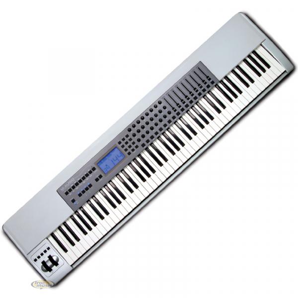 clavier m audio keystation pro 88 petite annonce trocmusic. Black Bedroom Furniture Sets. Home Design Ideas