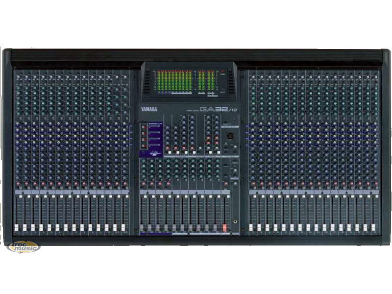 table de mixage 32 pistes occasion