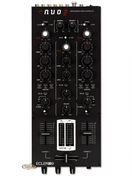 table de mix ecler nuo 2 2 technics sl 1200 petite annonce trocmusic. Black Bedroom Furniture Sets. Home Design Ideas