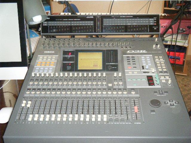 Table De Mixage Yamaha 02 R Petite Annonce Trocmusic