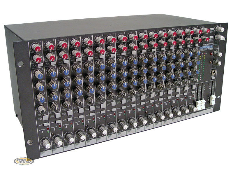 Photo annonce CONSOLE ANALOGIQUE MACKIE LM 3204