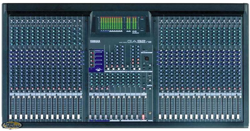 table de mixage yamaha 32 12 & notice - petite annonce trocmusic