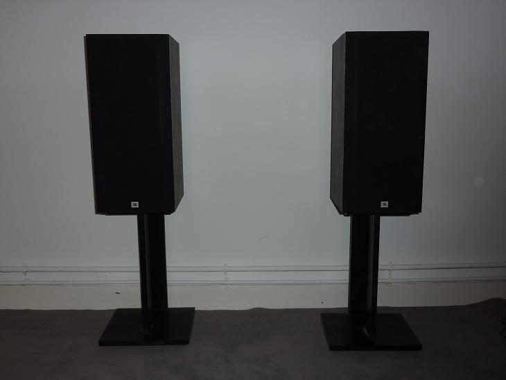 Photo annonce Enceintes   JBL   TLX 500 & supports