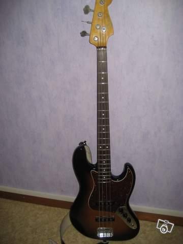 Photo annonce Fender Jazz bass  japonaises & Accessoires