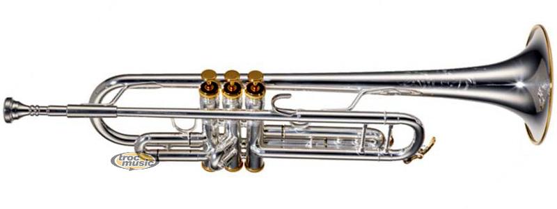 Photo : Trompette Jupiter Gold professionnelle sib