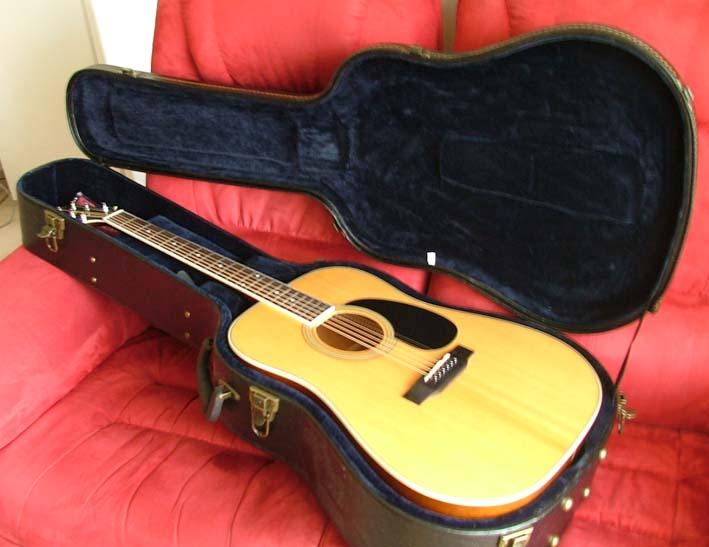 guitare acoustique peerless