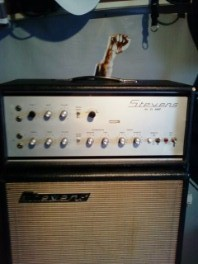 Photo : Ampli   Guitare   Stevens annees 60