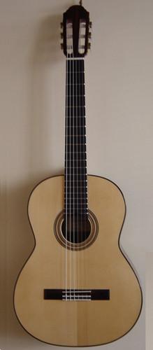 Photo annonce Guitare Classique G4 Giambattista & etui