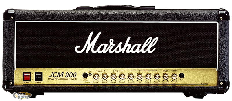 Photo : Tete   Marshall   JCM 900 100w + footSwitch