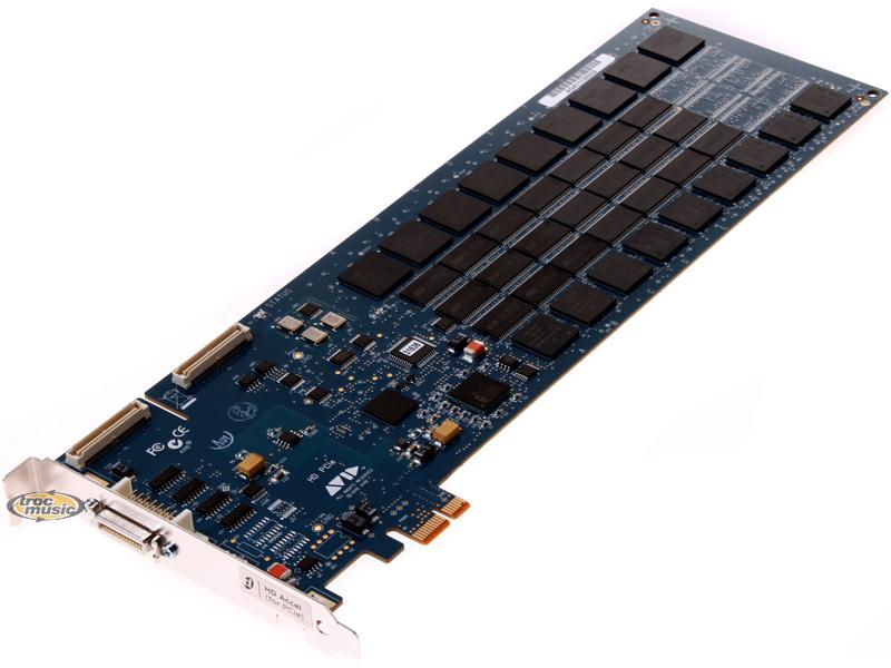 Photo : Protools          HD1 PCIe + 9 HD + maj V 10