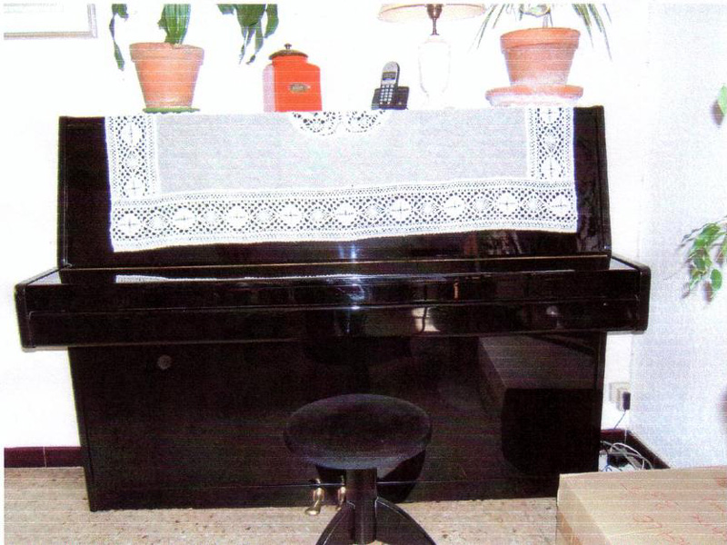 Photo : PIANO     CARL    LINER DROIT