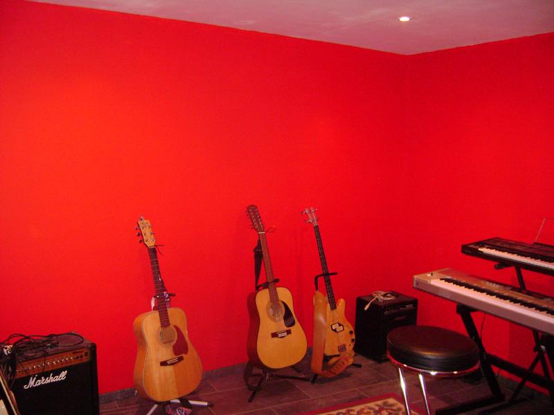Photo : Studio Enregistrement & repetition Dan Music