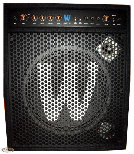 Photo annonce Ampli    Basse  Warwick Sweet 15 150 watts