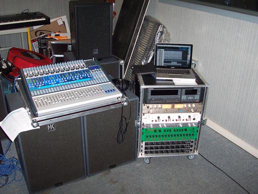 Photo : Studio Enregistrement & Sonorisation Mobile