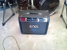 Photo annonce ENGL              E330 Screamer 50 Combo