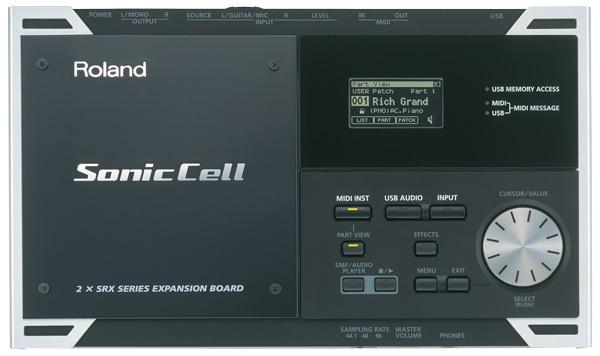 Photo annonce Roland Sonic Cell Expandeur