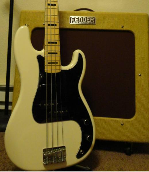 Photo annonce Fender  Bassman  Tv Fifteen