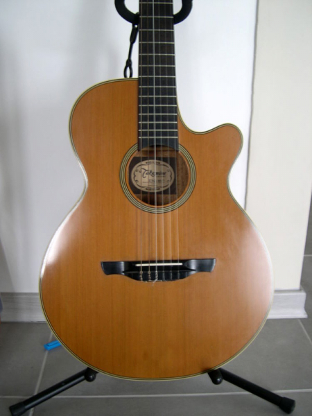 Photo annonce Takamine    EN   60C electro acoustic