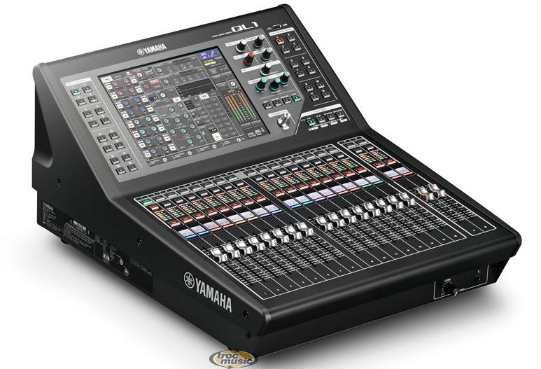 Photo annonce Console  Yamaha QL1 avec RIO 1608