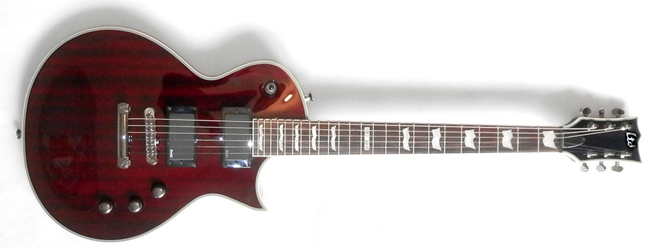 Photo annonce LTD    ESP    EC500 Rouge STBC