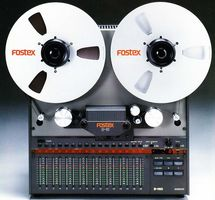 Photo : FOSTEX           B16 + 10 bandes