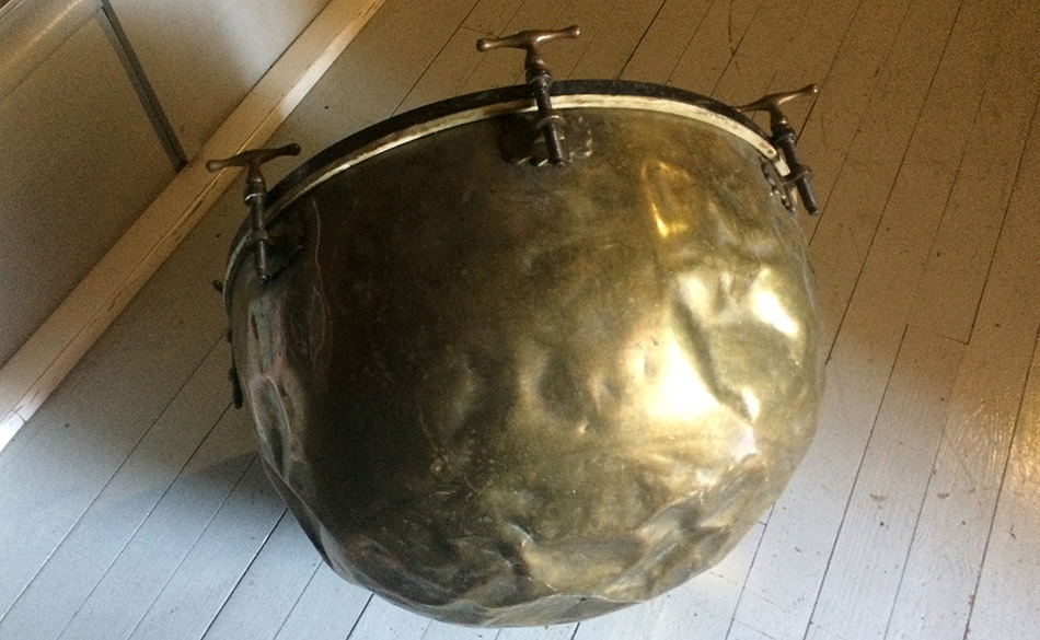 Photo : Timbales        Orchestre baroques renover ou deco