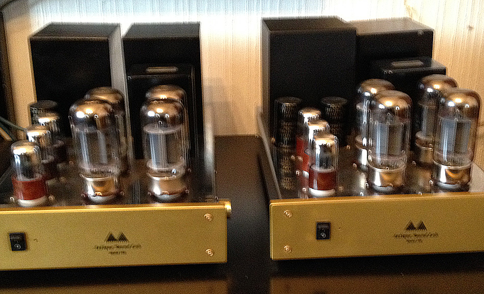 Photo annonce Ampli  a  lampe  Antique Sound Lab 1008 uricane