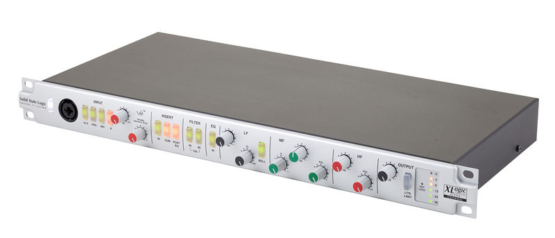 Photo annonce SSL XLOGIC ALPHA CHANNEL