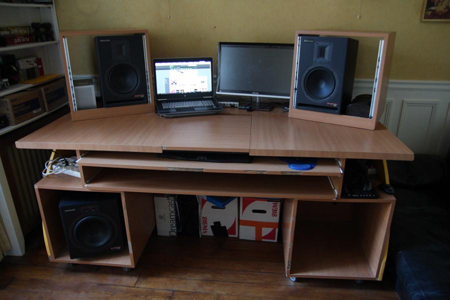 Photo annonce Meuble Home studio et informatique