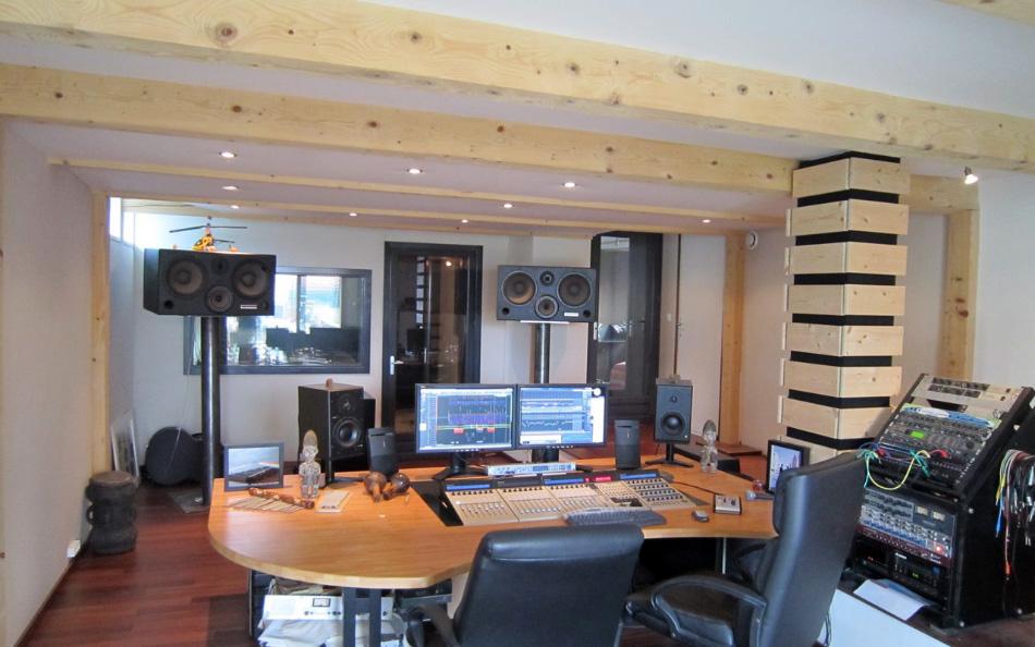 Photo annonce Studio d enregitrement a 15mn de Lyon