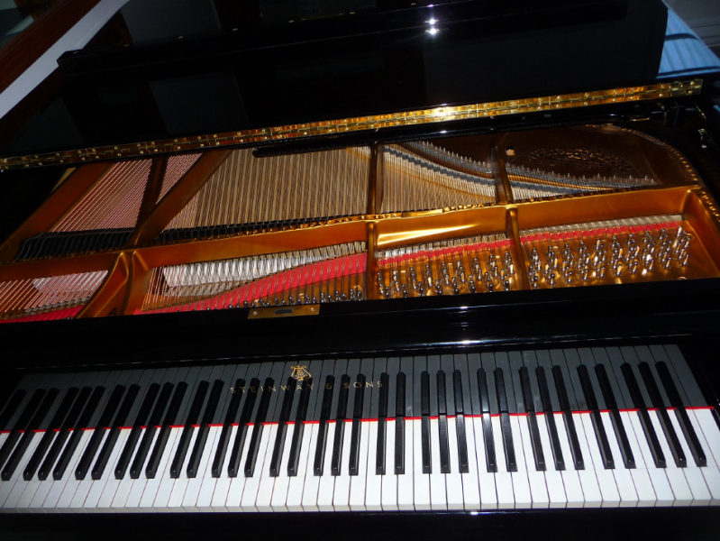 Photo annonce Piano    1 2   queue Steinway A188