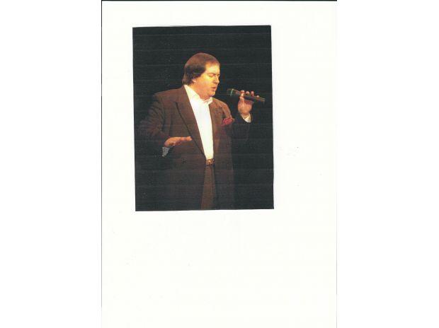 Photo : Michel   Sardou  Sosie Vocal Anime Evenements