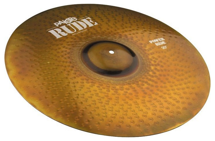 Photo annonce Paiste   Ride  Rude Power 20 Cymbale