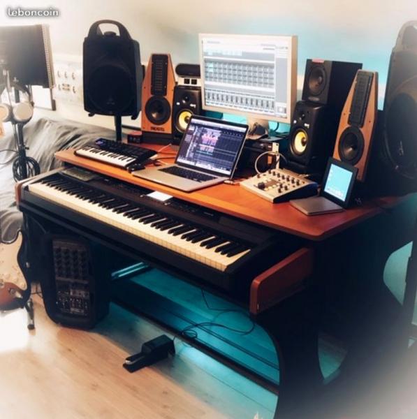 Photo annonce Studio Enregistrement Arrangeur Compo Paroles