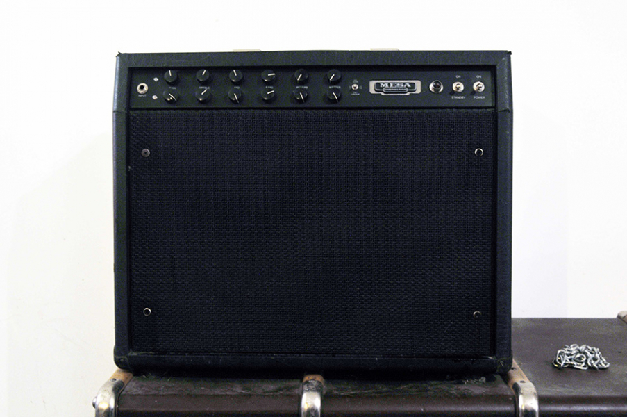 Photo annonce Mesa   Boogie   F50 + footswith Mesa