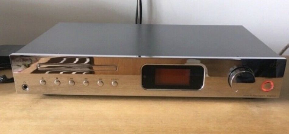 Photo : DAC & Lecteur CD a tubes Acute Classic EAR