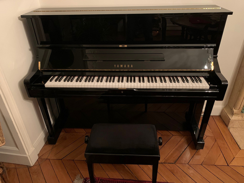 Photo annonce Piano   Yamaha   U1