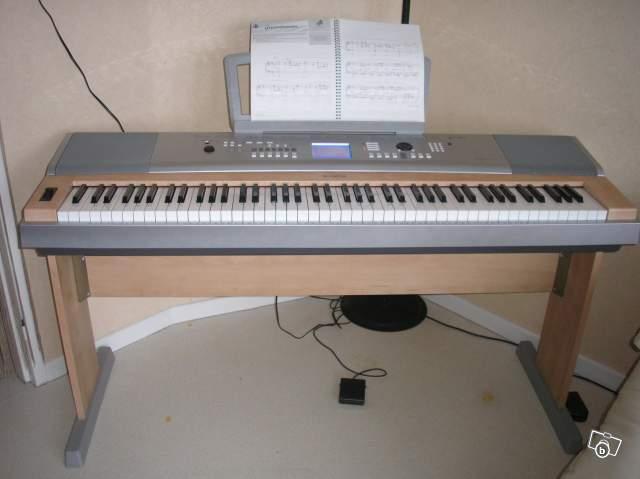 piano numerique yamaha dgx 620 petite annonce trocmusic. Black Bedroom Furniture Sets. Home Design Ideas
