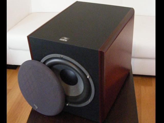focal sub 6 caisson de basse petite annonce trocmusic. Black Bedroom Furniture Sets. Home Design Ideas
