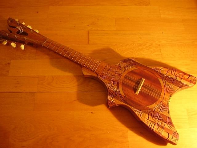 Ukulele for Porte ukulele