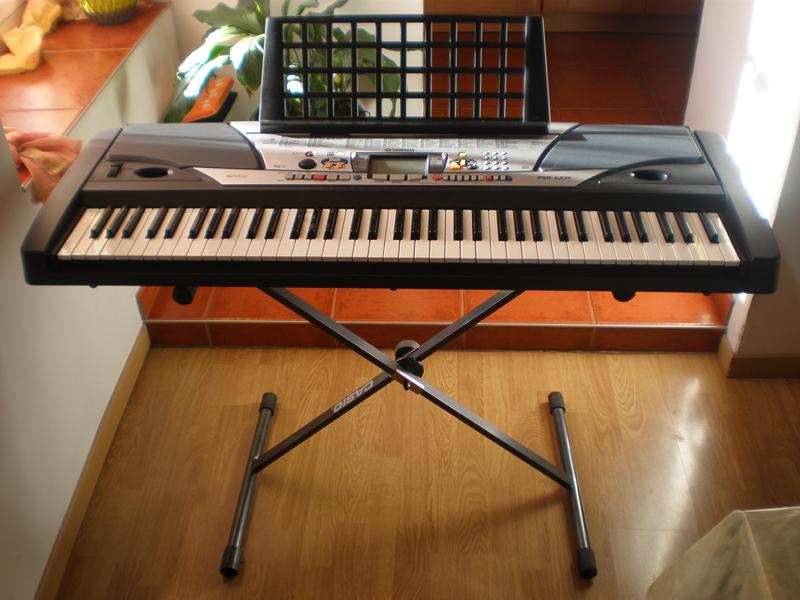 yamaha keyboard psr 275 user manual