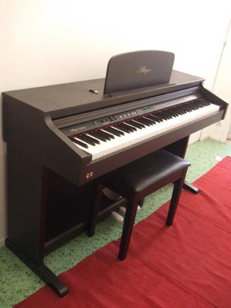 piano numerique allegro 8865 88 touches petite annonce trocmusic. Black Bedroom Furniture Sets. Home Design Ideas