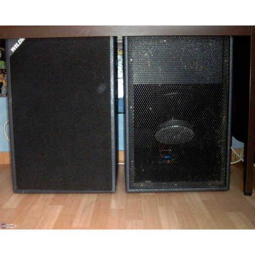 2 caissons basses bst wilder w 151 petite annonce trocmusic. Black Bedroom Furniture Sets. Home Design Ideas
