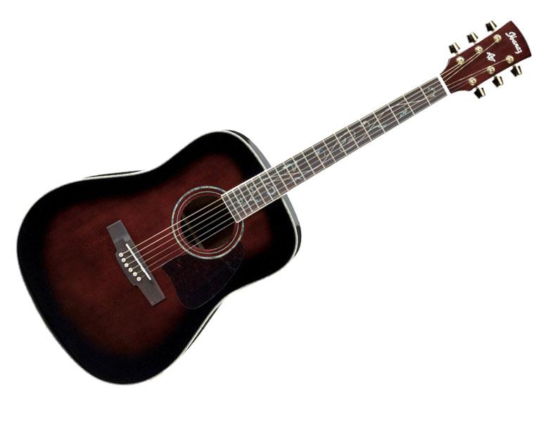guitare folk ibanez aw40 petite annonce trocmusic. Black Bedroom Furniture Sets. Home Design Ideas