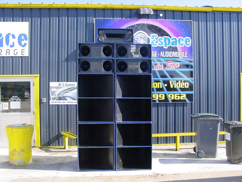 Photo annonce Turbosound System Festival